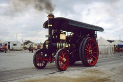 """wdw1998 posted a photo:""""Elizabeth"""" built 1910 at Haydock Park Steam Rally on 13th July 1980. She no longer has her canopy"""