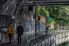 Grungy Tunnel