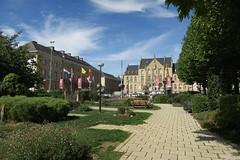 Place de l'ancien Palais de Justice