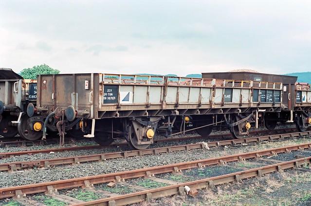 31 ton Dropside Ballast Wagon. 'Plaice'.