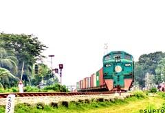 Freight Train Bangladesh