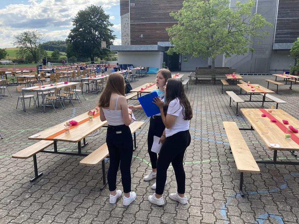 Schulschlussfest Mini