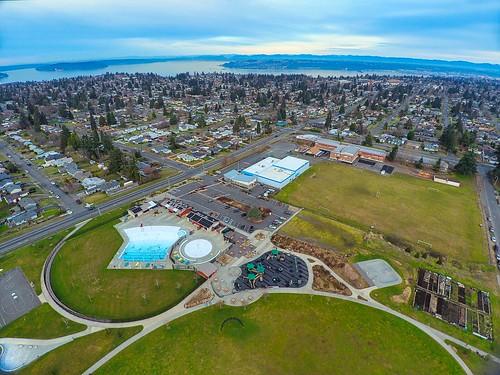Kandle Park. Tacoma, WA.