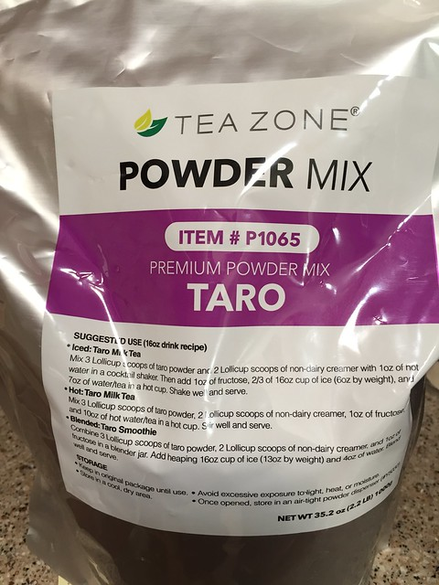 Taro Powder Mix