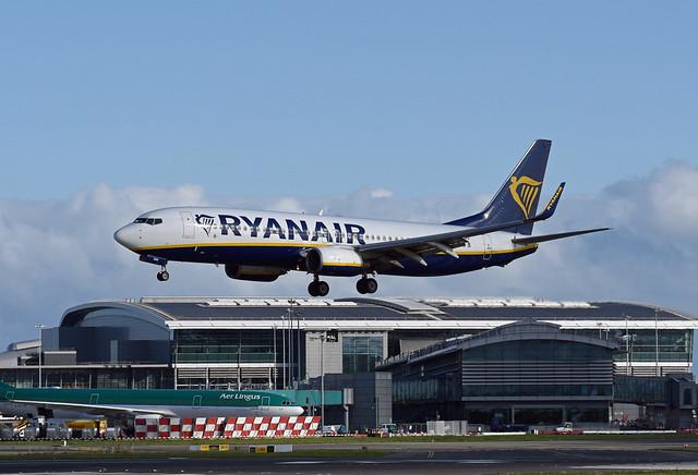 Ryanair Boeing 737-8AS(WL) EI-DAG