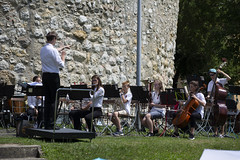 Open Air Konzert, 28. Juni