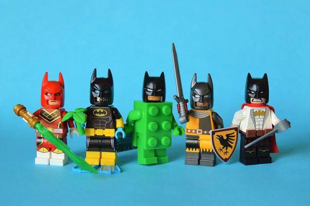 Batman CMF Series 20