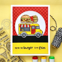 You're the Burger to my Fries