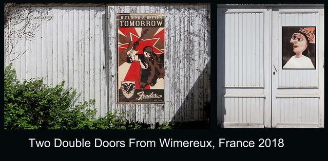 FRANCE 2018 - Doors (182 & 198)