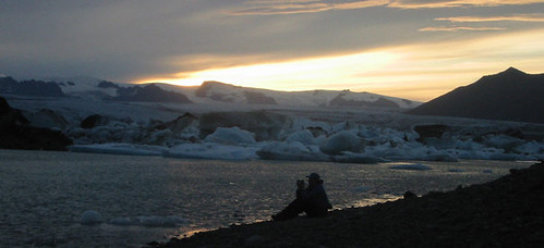 Eric in Iceland. From Eric Leif Peters: #CommunityCollegeBecause ... learning is what everybody will be doing in the 21st Century