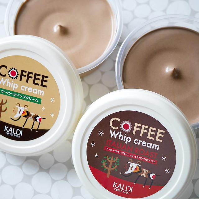1080x1080 KALDI Coffee Whipped Cream