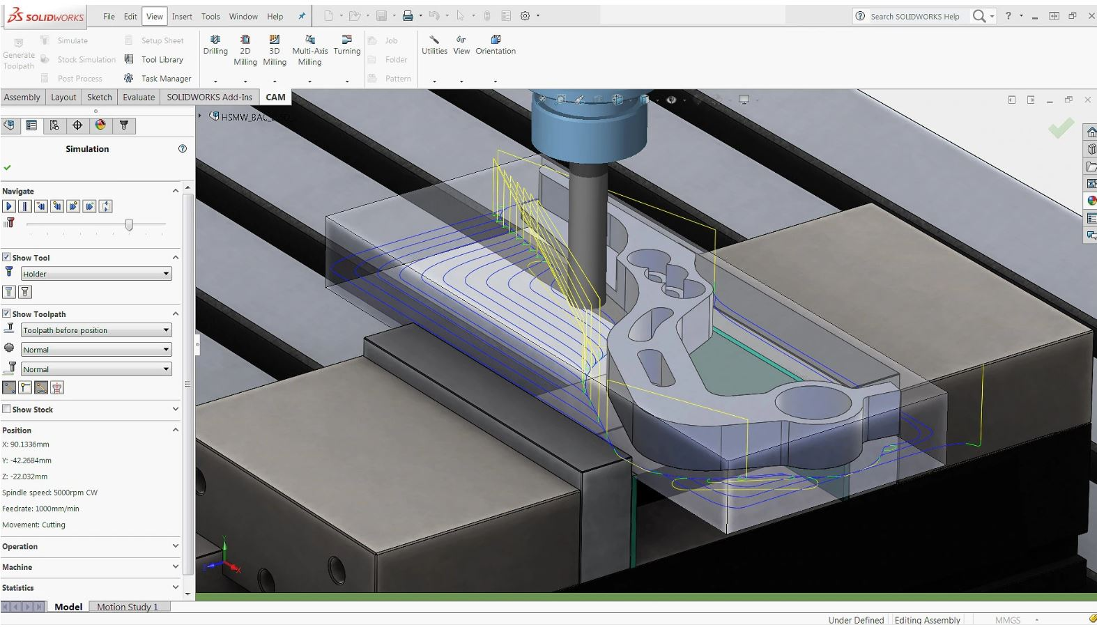 Working with Autodesk HSMWorks Ultimate 2021.1.0 full license