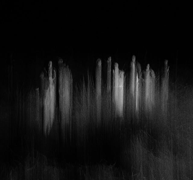 la rencontre des fantômes