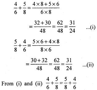 KSEEB Solutions for Class 8 Maths Chapter 7 Rational Numbers Additional Questions 12