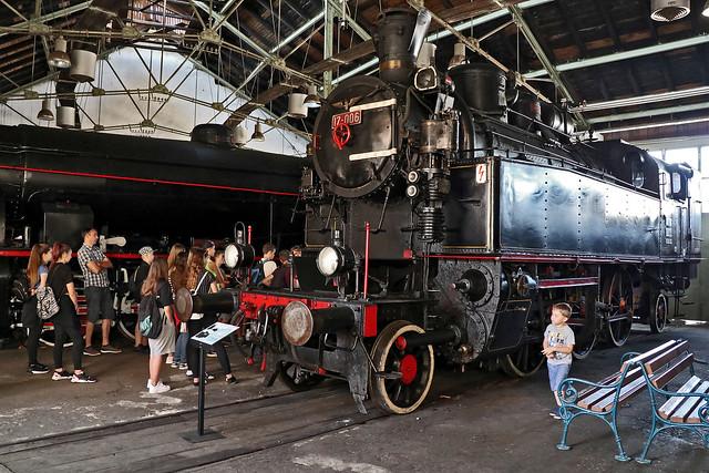 Railway Museum Ljubljana