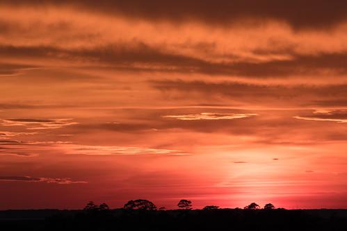 saharandustcloud saharandust nc obx corolla sunset colorful vivid dramatic clouds storm