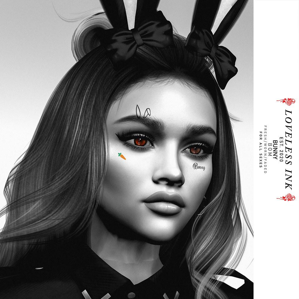 Loveless Ink – Bunny