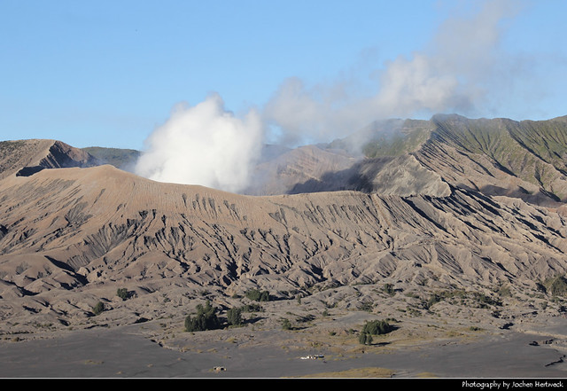 Gunung Bromo, Bromo-Tengger-Semeru NP, Java, Indonesia