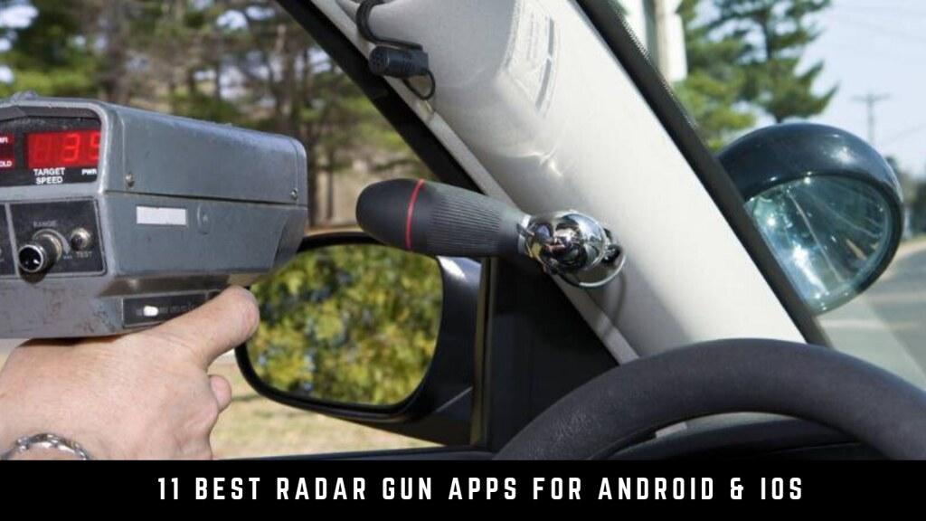 11 Best Radar Gun Apps For Android & iOS