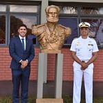 Visita ao Grupamento de Fuzileiros Navais
