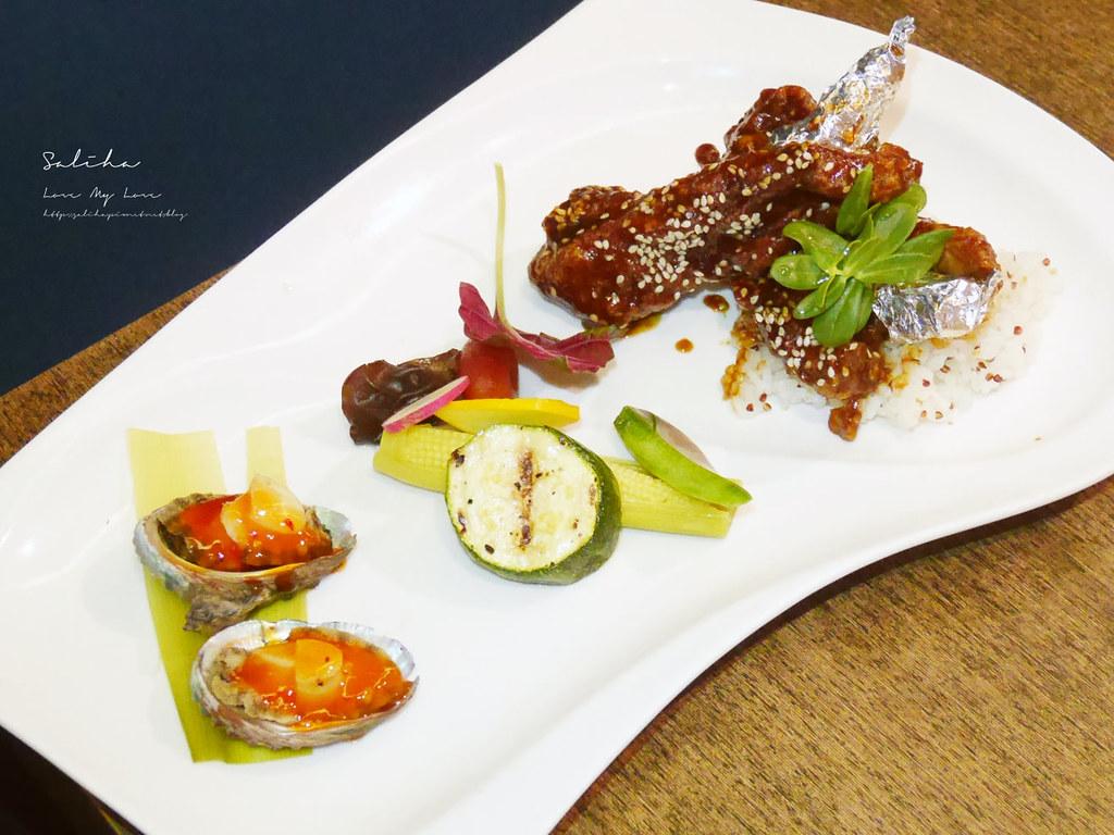 新北鶯歌老街美食餐廳富貴陶園氣氛好舒服浪漫有質感環境優排餐 (1)
