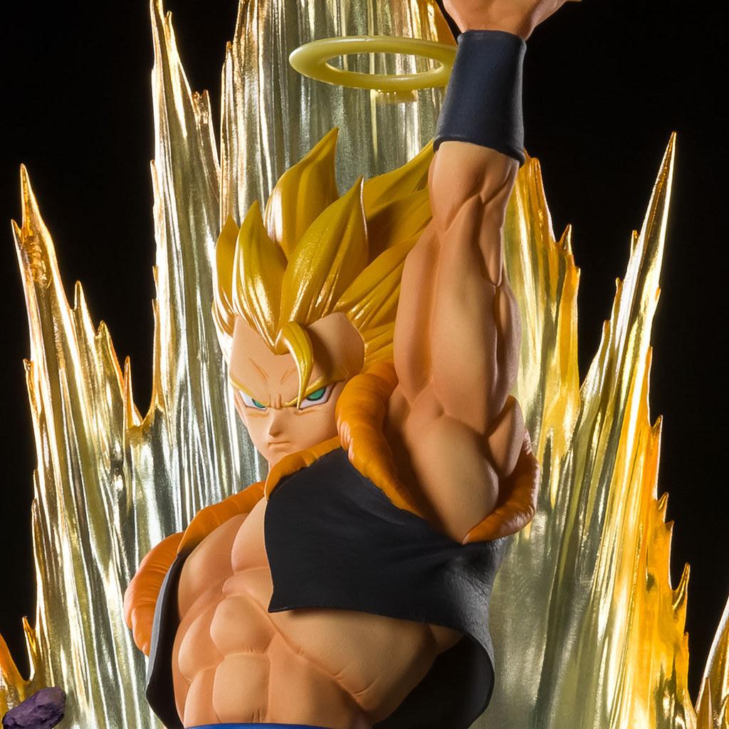 大魄力必殺技發動!Figuarts ZERO 超激戰-EXTRA BATTLE《七龍珠Z》「超級賽亞人 悟吉塔 - 復活的融合」(スーパーサイヤ人ゴジータ-復活のフュージョン-)