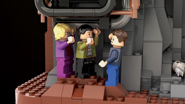 LEGO MOC - The Goonies 360