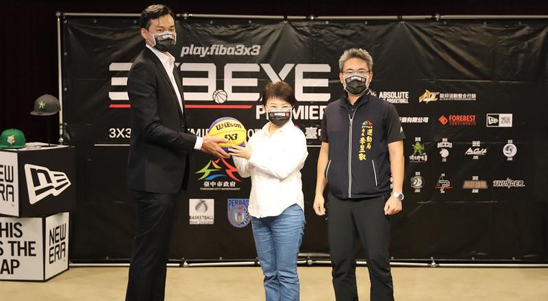 台灣FIBA3X3 史上正式比賽最豪華陣容。(圖/球員提供)
