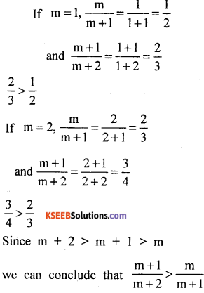 KSEEB Solutions for Class 8 Maths Chapter 7 Rational Numbers Additional Questions 1