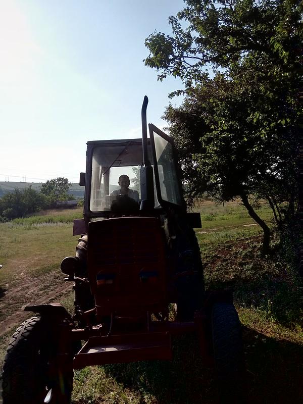 Покупка трактора - Нижняя Навадвипа 2 июля 2020 года