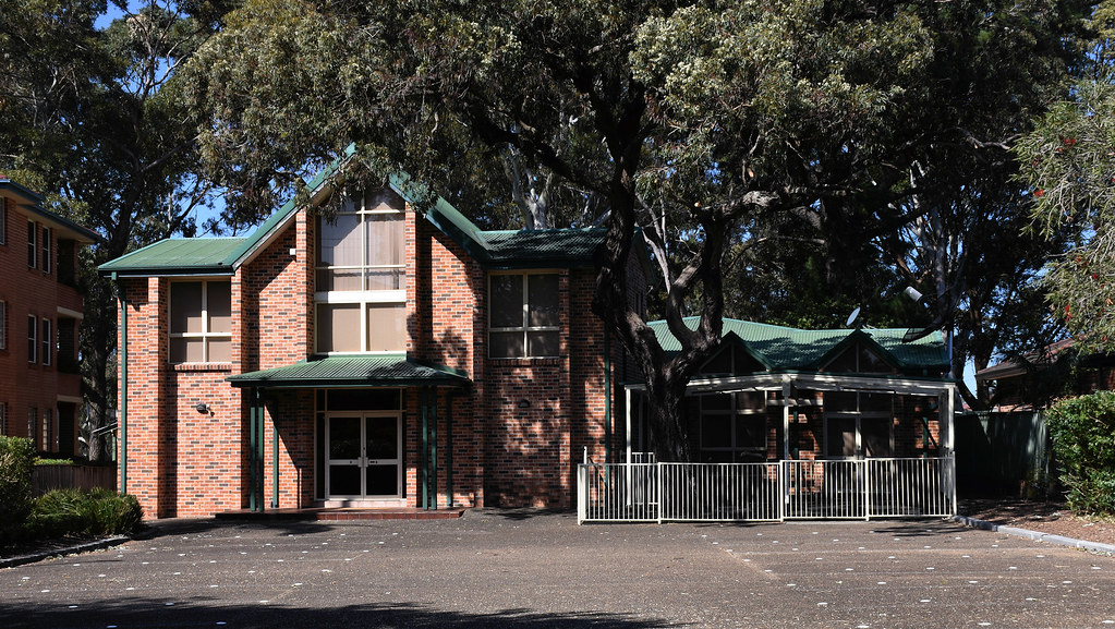 SDA, Caringbah, Sydney, NSW.