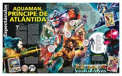 Aquaman, Principe de Atlantis