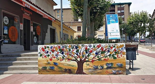 Tudela, (Navarra) España.