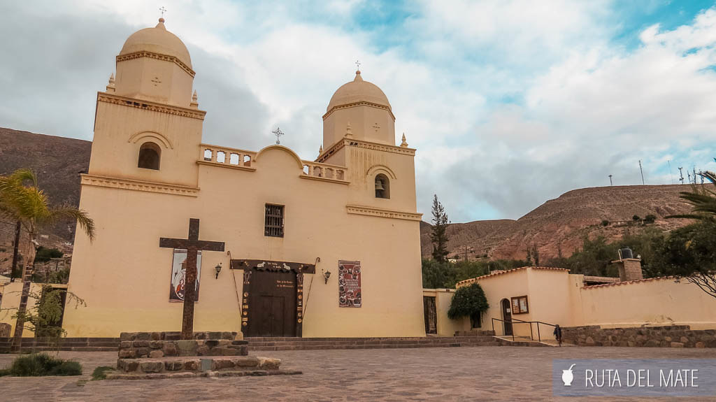 Iglesia de Tilcara, qué hacer en Jujuy