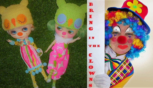 BaD Jul 3, 2020 - Bring in the Clowns
