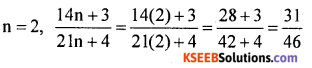 KSEEB Solutions for Class 8 Maths Chapter 7 Rational Numbers Additional Questions 31