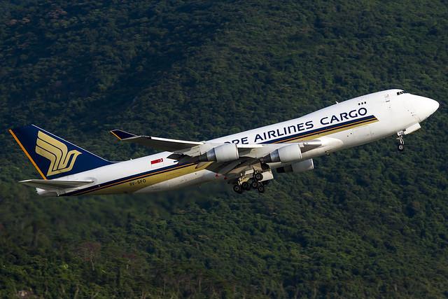 Singapore Airlines Cargo | 9V-SFO