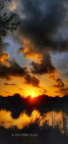 s10e sunrise nature silhouettes cloudporn clouds orange