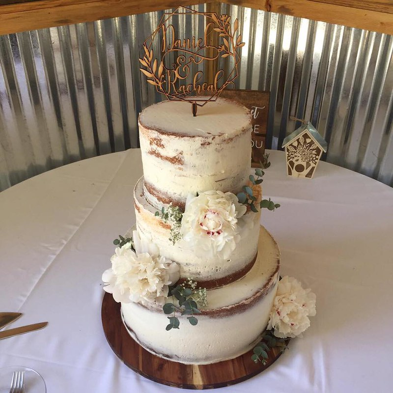 Cake by Sweet Pearl Bakery