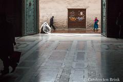 Catedral Nueva doorway