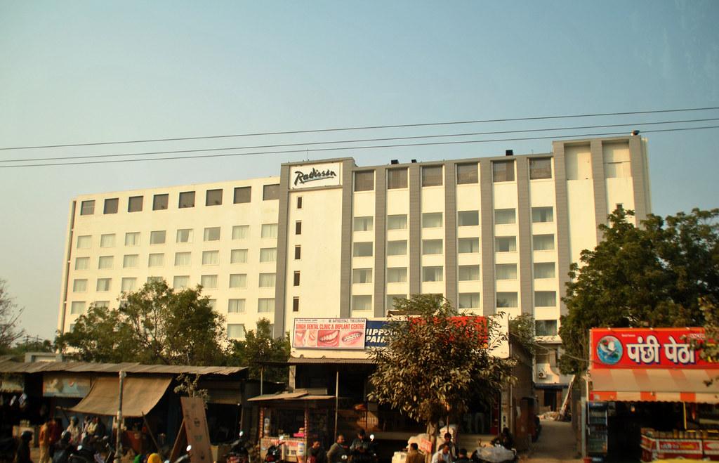Hotel Radisson Agra