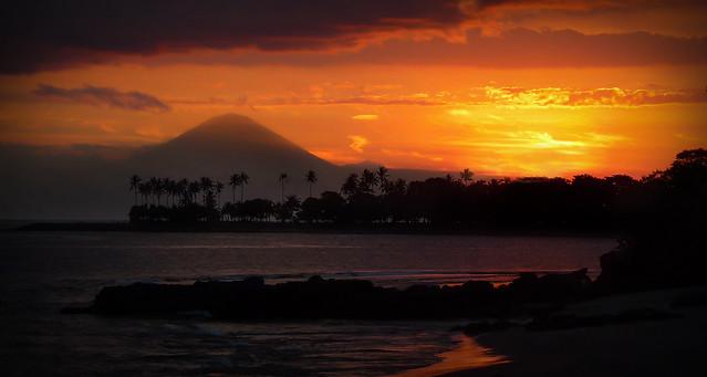 Lombok Island Sunset - Indonesia