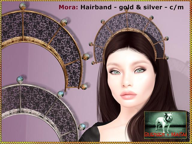 Bliensen - Mora - Hairband