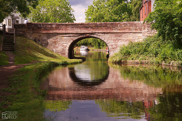 Gnosall, Shropshire Union Canal