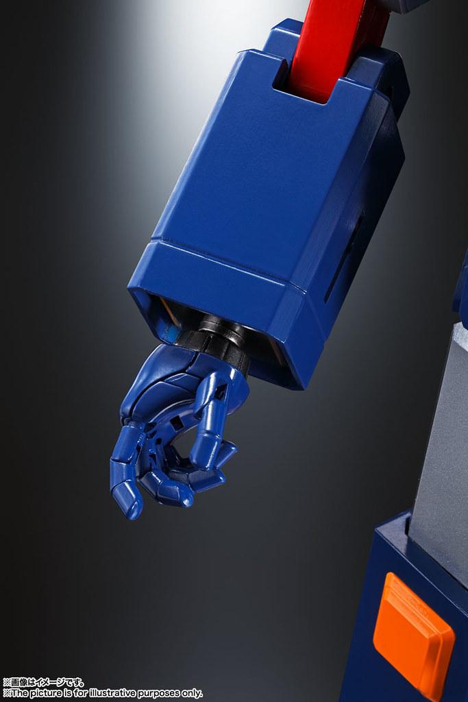 LET'S VOLT IN!! DX超合金魂 VOLT IN BOX『超電磁機械 波羅五號(超電磁マシーン ボルテスV)』商品情報公開!