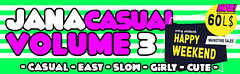 HAPPY WEEKEND - 60L$ Girls Dances from JANA CASUAL VOL3 & NEW Inplace Girls DANCES OUT!
