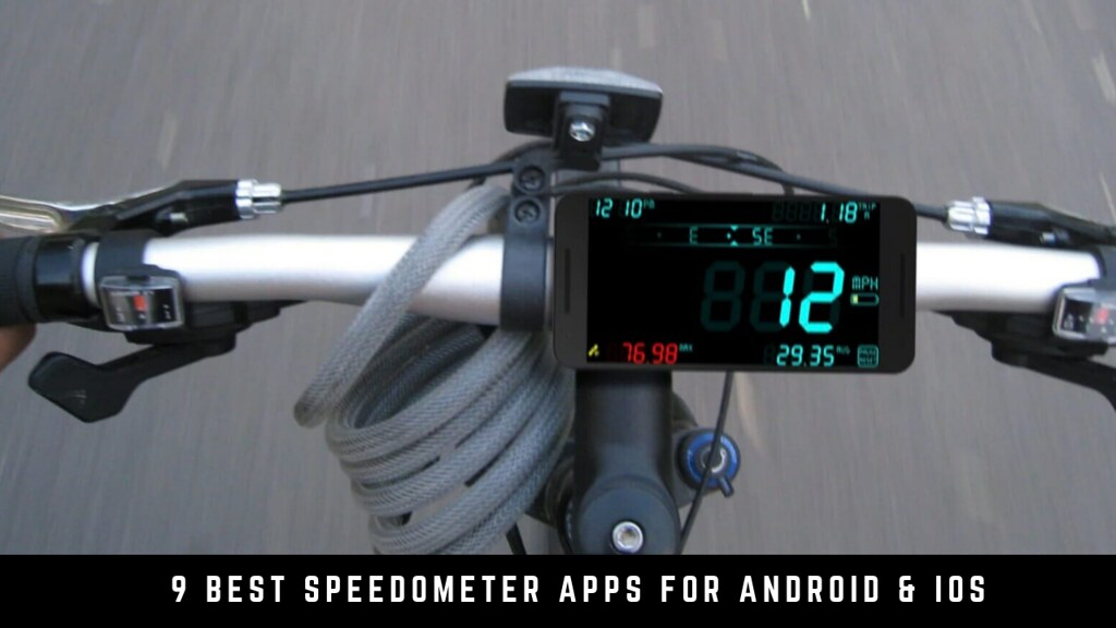 9 Best Speedometer Apps For Android & iOS