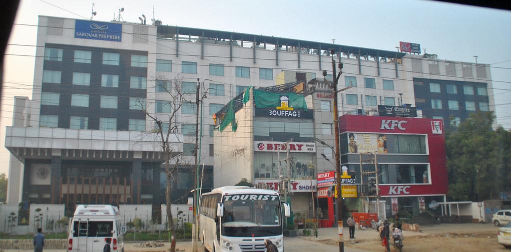 Hotel Crystal Sarovar Premiere Agra