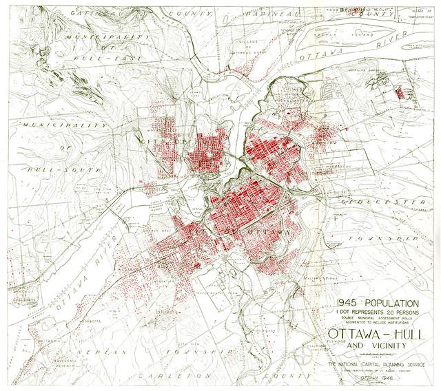 Greber Plan 1945 Population Ottawa-Hull plate_3