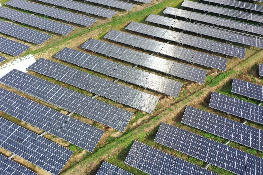我國積極推動能源轉型,太陽光電有舉足輕重的關鍵影響。資料照,孫文臨攝